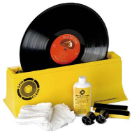 スピンクリーン レコードウォッシャー 手動式 クリーナー プロジェクト オーディオ