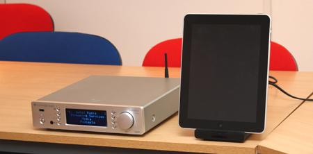 ケンブリッジオーディオCambridgeAudio モダンショートMordauntShort イギリス訪問記 NP30ネットワーク id100 ipodドック