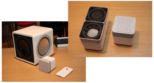 ケンブリッジオーディオCambridgeAudio モダンショートMordauntShort イギリス訪問記 Minxミンクス スピーカー