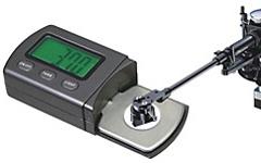 アナログレコードプレーヤー デジタル針圧計 Pro-Ject Audio プロジェクトオーディオ