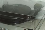 2xperienceエクスペリエンス ステレオアナログレコードプレーヤー Pro-Ject プロジェクトオーディオ ダストカバー