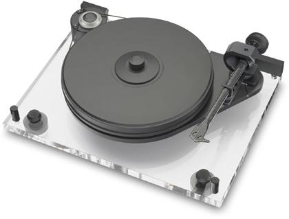 6-perspex (シックス・パースペックス)  ステレオアナログレコードプレーヤー Pro-Ject プロジェクトオーディオ