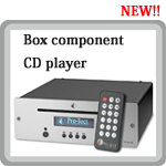 CDプレーヤー 海外輸入小型オーディオコンポ オーストリアPro-JectAudio プロジェクトオーディオ CDboxSE