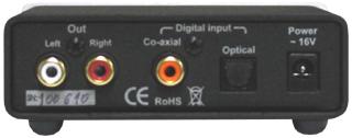 DACBoxFL DAコンバーター オーストリアPro-JectAudioプロジェクトオーディオ