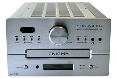ENIGMA2.0 エニグマ CDアンプチューナー オーディオアナログAudioAnalogue