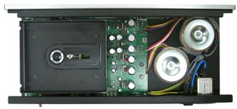 Model192CDTMk2 CDトランスポート NorthStarDesignノーススターデザイン 内部