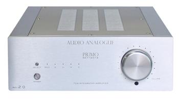 PRIMO SETTANTA2.0 プリモ オーディオアナログ AudioAnalogue ステレオプリメインアンプ