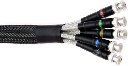 ビデオケーブル コンポーネント RGB WireWorldワイヤーワールドオーディオ