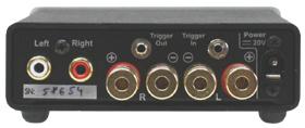 mpBox 小型オーディオコンポ ステレオパワーアンプ Pro-JectAudio プロジェクトオーディオ