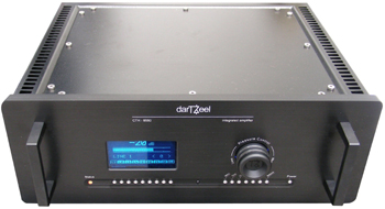 CTH-8550 hiendハイエンドステレオプリメインアンプ darTZeel ダールジール ブラック