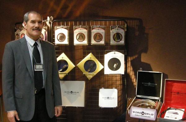 David Salz デヴィッドザルツ ワイヤーワールドオーディオ WireWorld Audio
