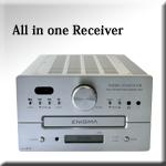 enigma2.0エニグマ CD アンプ チューナー AudioAnalogue オーディオアナログ