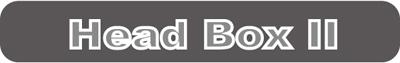 Head BoxII ヘッドフォンアンプ ステレオミニコンポ Pro-JectAudio プロジェクトオーディオ