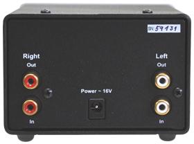 Head Box SE2  ステレオヘッドフォンアンプ Pro-JectAudio プロジェクトオーディオ