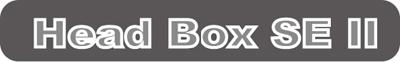 Head BoxII  ヘッドフォンアンプ Pro-JectAudioプロジェクトオーディオ