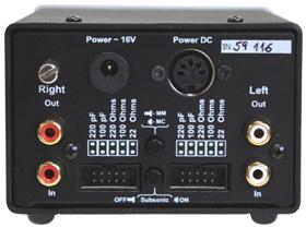 PhonoBoxSE II   MM/MCフォノイコライザーアンプ Pro-Ject Audio プロジェクトオーディオ