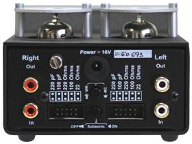 Tube Box SE 2  MM/MCフォノイコライザーアンプ Pro-JectAudio  プロジェクトオーディオ
