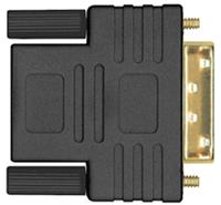 HDMI DVIケーブル 変換コネクター WireWorld ワイヤーワールド