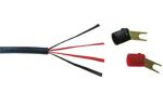 Insta-wire スピーカーケーブル 作業工程 WireWorldAudio ワイヤーワールドオーディオ