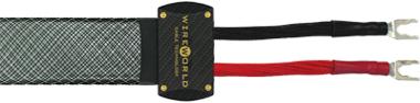 スピーカーケーブル ステレオオーディオ WireWorld ワイヤーワールド