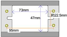壁コンセントベース 取り付け pob1 audio isolation damping putlet 振動対策 音質改善 j1project ジェイワン