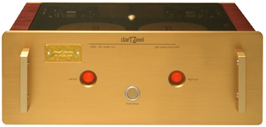 NHB108modelone ハイエンドオーディオパワーアンプ darTZeelAudio ダールジール