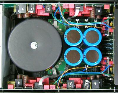 AudioAnalogue オーディオアナログ Due Cento ステレオプリメインアンプ