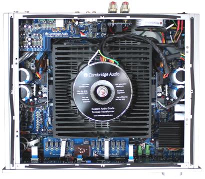 arur840a プリメインアンプ Cambridge Audio ケンブリッジオーディオ