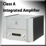 ClassA AudioAnalogue オーディオアナログ プリメインアンプA級動作