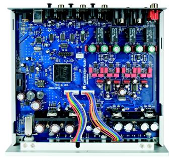 Dac Magic USB DAC DAコンバーター イギリス Cambridge Audio ケンブリッジオーディオ