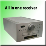 CDアンプチューナーレシーバー イタリア オーディオアナログ ENIGMAエニグマ