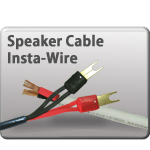 Insta-wire スピーカーケーブル WireWorldAudio ワイヤーワールドオーディオ