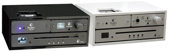 海外小型オーディオコンポ オーストリア プロジェクトオーディオ Pro-Ject Audio 収納用カラーボックス ボックスコンポをおしゃれに彩る