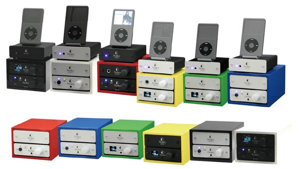 提案型小型オーディオコンポ オーストリア プロジェクトオーディオ Pro-Ject Audio