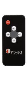プリメインアンプ オーストリア 小型オーディオコンポ Pro-Ject Audio Stereo Box S リモコン