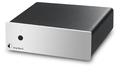Amp Box S パワーアンプ 小型オーディオコンポ プロジェクトオーディオ Pro-Ject Audio オーストリア
