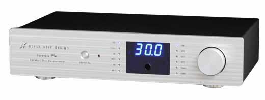 Essensio Plus エッセンシオプラス 192Hz/32bit USB DAC イタリア North Star Design ノーススターデザイン