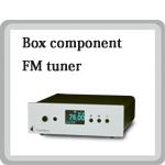 Tuner Box S FMチューナー 小型オーディオコンポ Pro-Ject Audio プロジェクトオーディオ