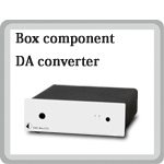 DAC Box S FL DAコンバーター Pro-Ject Audio プロジェクトオーディオ オーストリア