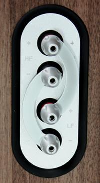 MEZZO8 トールボーイスピーカー イギリス Mordaunt-Short モダンショート From UK オリジナルSP端子