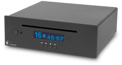 CD Box DS CDプレーヤー 小型オーディオコンポ Pro-Ject Audio プロジェクトオーディオ オーストリア