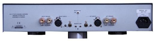 A30.2 A31.2 ステレオ パワーアンプ 北ヨーロッパオーディオ PRIMARE プライマー