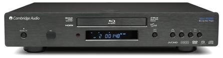 ユニバーサルプレーヤー Blu-ray ブルーレイ SACD CambridgeAudio ケンブリッジオーディオ