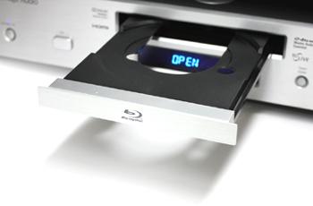 ユニバーサルディスクプレーヤー Blu-ray ブルーレイ SACD CambridgeAudio ケンブリッジオーディオ メカニズム