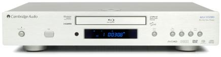 ユニバーサルプレーヤー Blu-ray ブルーレイ SACDディスク CambridgeAudio ケンブリッジオーディオ