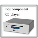 CD BOX DS CDプレーヤー 小型オーディオコンポ Pro Ject Audio プロジェクトオーディオ オーストリア