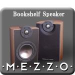 MEZZO2  メッツォ ブックシェルフスピーカー イギリス MORDAUNT-SHORT モダンショート エントリーモデルスピーカー