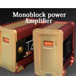 NHB-458 ハイエンド モノブロックパワーアンプ derTZeel ダールジール スイス