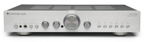 Azur350A プリメインアンプ インテグレーテッドアンプ イギリスロンドン ケンブリッジオーディオ CambridgeAudio 輸入オーディオコンポ