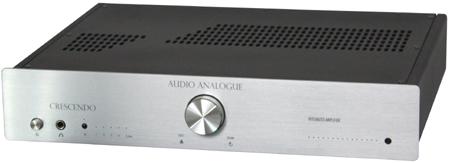 プリメインアンプ CRESCENDO INT クレッシェンド インテグレーテッドアンプ イタリア オーディオアナログ AudioAnalogue